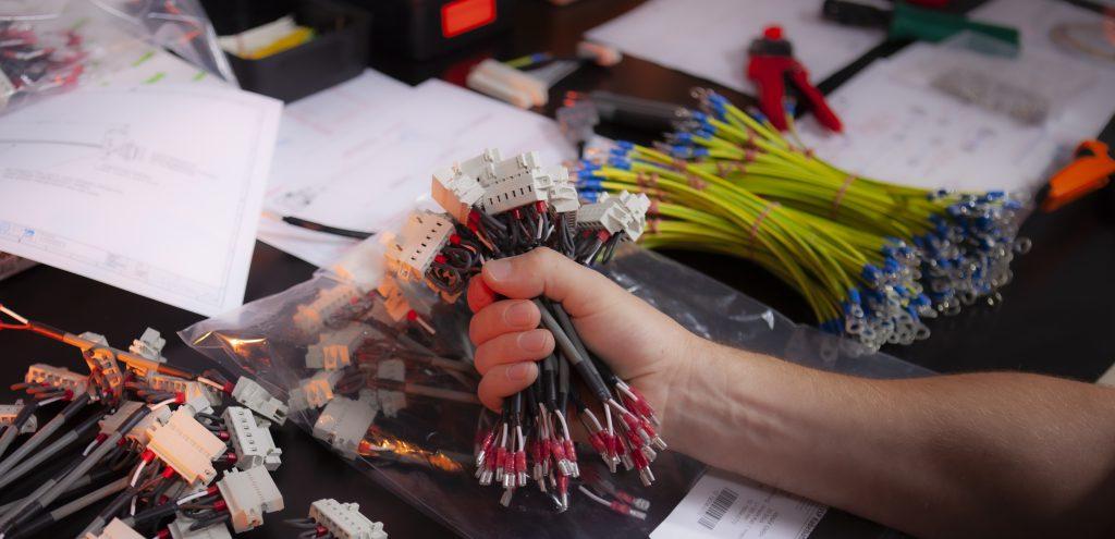 ISP Kabelsatz